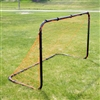 Park & Sun Sports STL-643 Black Shadow Steel Soccer Goal