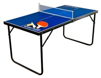 Park & Sun Sports MTT Mini Table Tennis Table with Paddles and Balls
