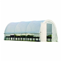 Shelter Logic Grow it Organic Growers Pro Tunnel Design Round Top Greenhouse, 10' x 13' x 8' / Model 70575