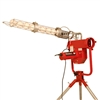 Heater Pro Curve Pitching Machine with BONUS Ball Feeder / Model HTR499BB