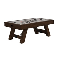 Imperial 7' Rustic Air Hockey Table