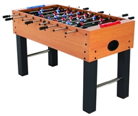 DMI Sports Table Soccer, Walnut, 52-Inch / Model FT200