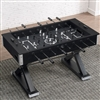 Imperial Xavier Solid Wood Foosball Table with Black Finish