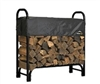 ShelterLogic Backyard Storage Series 4' Length Covered Firewood / Model 90474