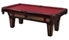 Fat Cat Reno II 7.5-Foot Billiard Game Table with Play Package / Model 64-0126
