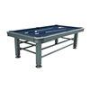 Imperial Light Grey 8' Outdoor Pool Table with all Accessories / IMP 29-830