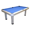 Imperial 7' Outdoor Pool Table with all Accessories / IMP 29-730