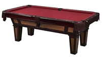 Fat Cat 7-Foot Reno II Billiard Table / Model 64-0126