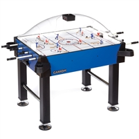 Carrom 435.00 Signature Stick Hockey Table with Blue Legs