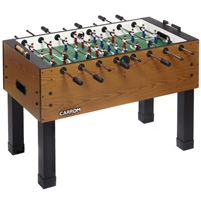 Carrom 750.33 Burr Oak Foosball Soccer Table