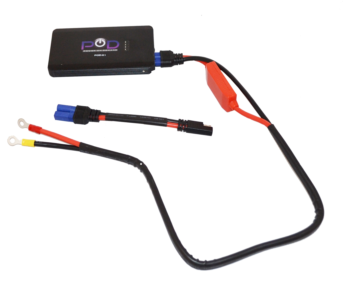 Motorcycle Battery Charger Cable
