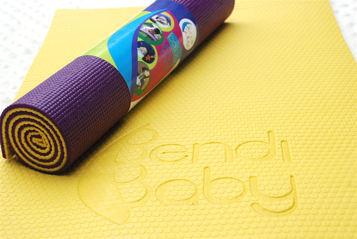 Baby Yoga Mat By Bendi Baby