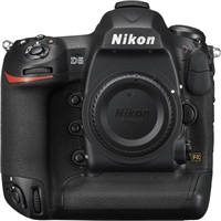 Nikon D5 DSLR Camera Body Only, Dual CF Slots
