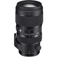 Sigma 50-100mm f/1.8 DC HSM Art Lens for Nikon