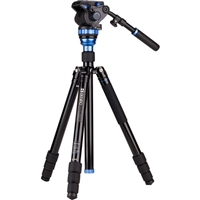 Benro Aero 7 Travel Video Tripod (Aluminum)