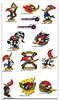 WOODPECKER EMBROIDERY MACHINE DESIGNS - SET OF 14 ADORABLE COLLECTION 4X4