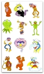 MUPPETS EMBROIDERY DESIGNS - SET OF 28
