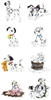 32 - 101 DALMATIONS DISNEY CHARACTER EMBROIDERY MACHINE DESIGNS