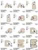 BABY PEANUTS SNOOPY ALPHABETS FONTS EMBROIDERY DESIGNS