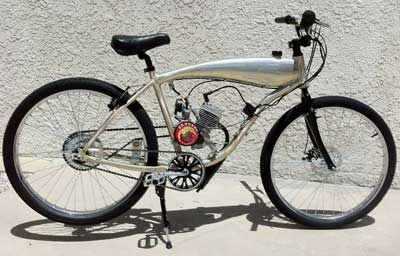 Custom motorized bicycle for Custom motorized bicycles parts