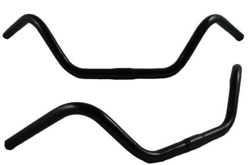 black sport cruiser handlebars