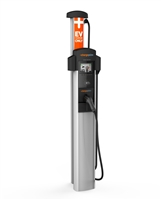Chargepoint CT4011 Bollard Mount Car Charging Station