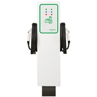 This is a photo of a Schneider EV230PDR Car Charging Station