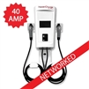 PowerCharge P30DWN Commercial EV Charger