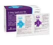 Surface Safe Two-Step Applicator Kit