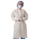 Isolation Gowns, Fluid Resistant