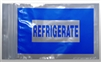 "Blue "" Refrigerate"" Bags"