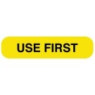 USE FIRST