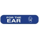 FOR THE EAR