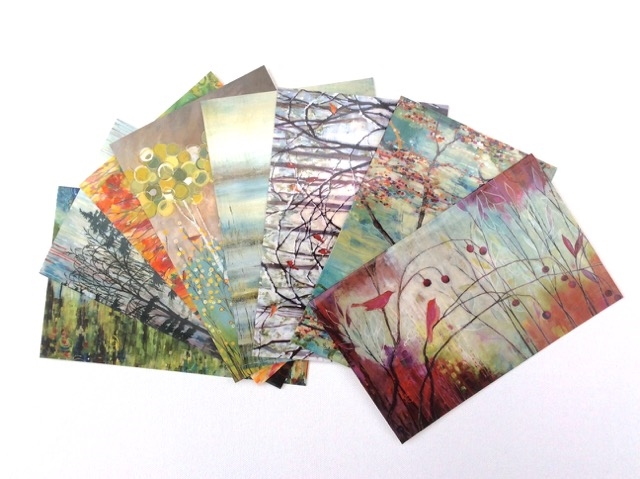 Nature theme fine art greeting cards variety pack m4hsunfo