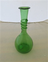 Palestinian Glass Vase