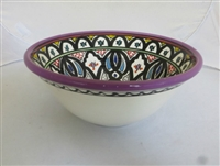 Palestinian Serving Bowl (10 inches)