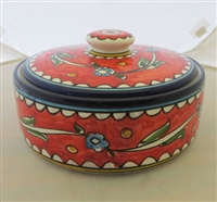 Ceramic Casserole with Lid