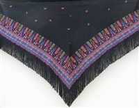 Embroidered Shawl from Gaza