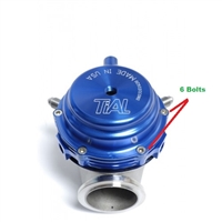 Tial MVS Wastegate/BOV Titanium Dress Kit (MVS)