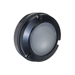 7050-BK | Orbit Mini Surface Wall Light - Black | USALight.com