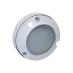 7050-WH | Orbit Mini Surface Wall Light - White | USALight.com