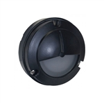 7051-BK | Orbit Mini Surface Wall Light - Black | USALight.com