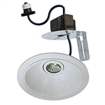 "B2607W | 6"" Retrofit Cone Trim and Transformer 