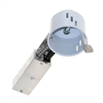 "BL3RE-S-35W-120-AT | 3"" Shallow Low Voltage - Non-IC Remodel Housing 