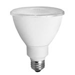 LED12P3027KFL | TCP Brand LED 12W Smooth PAR30 - 2700K - NON-DIMMABLE | USALight.com