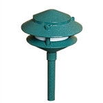 US-140VG | Maui Two Tier Pagoda Light - 12 volt Verde Green | USALight.com