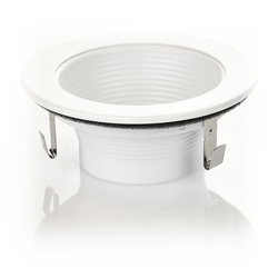 "US-401W | 4"" Ring Baffle Trim 