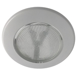 "US-505W | 5"" Shower Trim - Fresnel Lens 