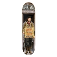 "**CIVILIAN DECK - CHRISTIAN SEREIKA ""WANTED DEAD OR ALIVE"""
