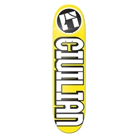 "CIVILIAN DECK - LOGO ""ICON"" (YELLOW)"